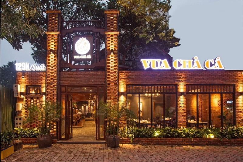 nhà hàng Hà Nội