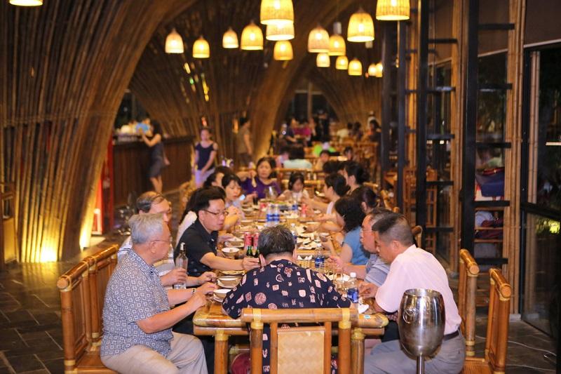 nhà hàng hầm Lã Vọng
